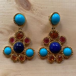 Earrings by Kenneth Lane